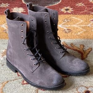 ★☆NEW   Frye Veronica Combat Boots